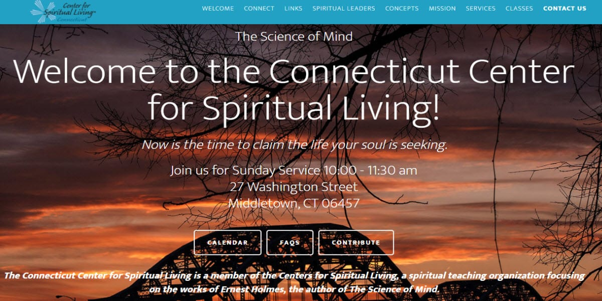 Connecticut Center for Spiritual Living