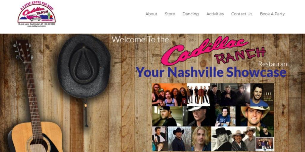 Cadillac Ranch Restaurant