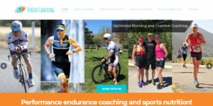 Coaching Website - Fueled Coaching - Home